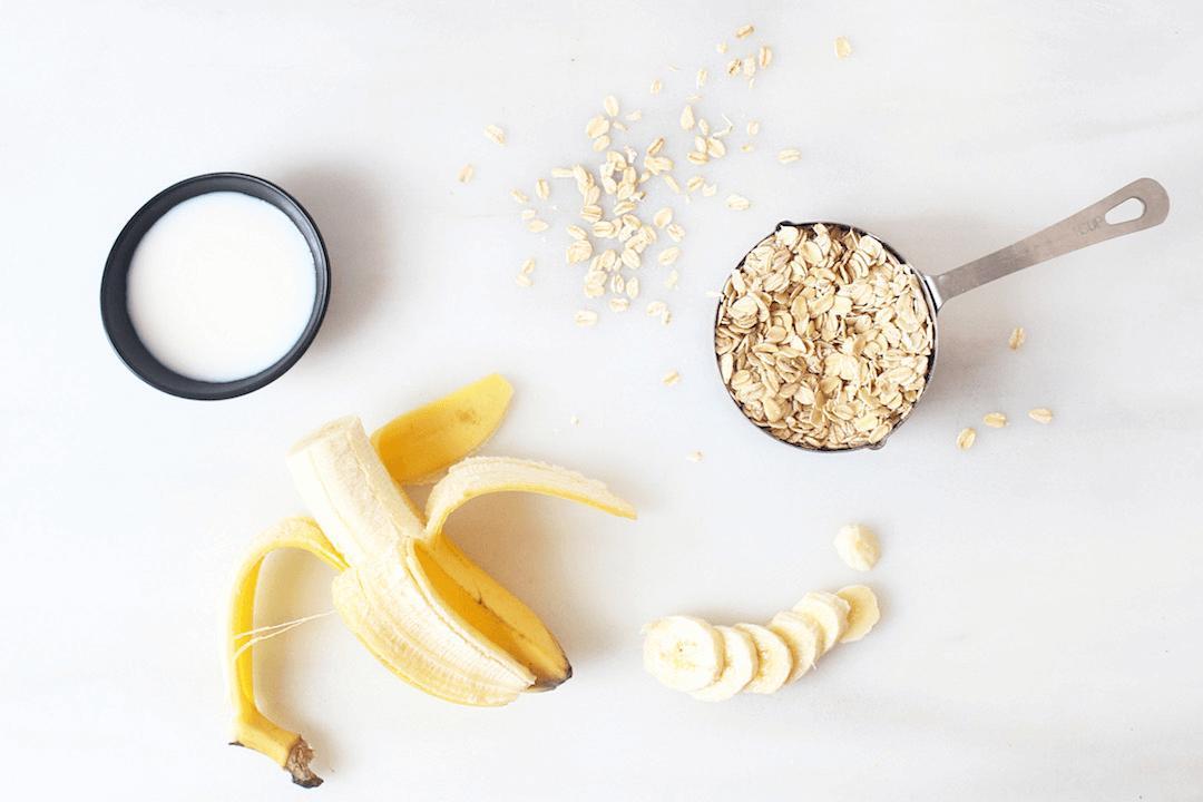 banana oats 1