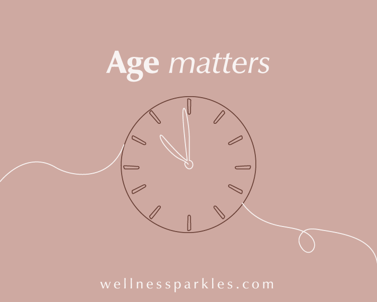 hair-care myth age matters