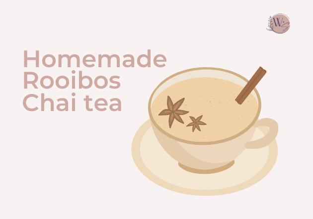 rooibos chai tea 1